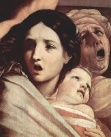 The Slaughter of The Innocents [detail #1] by Guido Reni